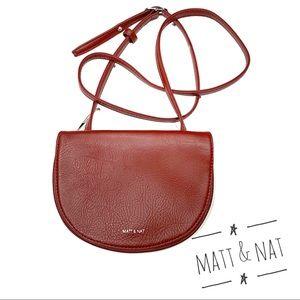 Matt & Nat OPIA Saddle Crossbody Bag